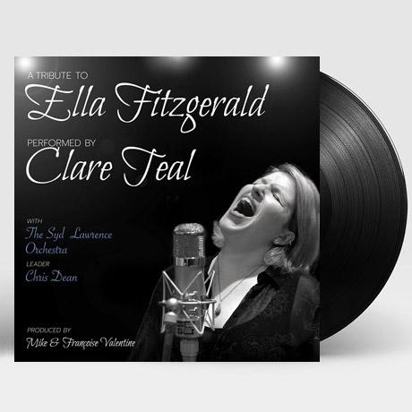 A TRIBUTE TO ELLA FITZGERALD [180G D2D LP]