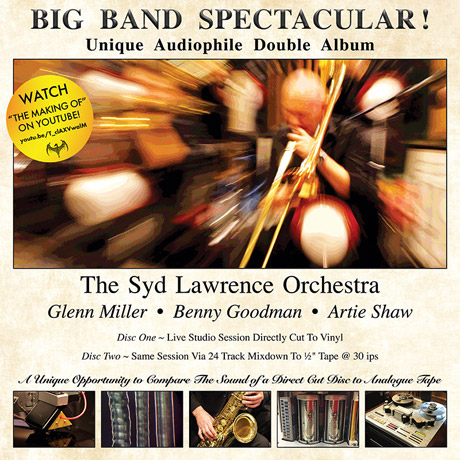 BIG BAND SPECTACULAR!