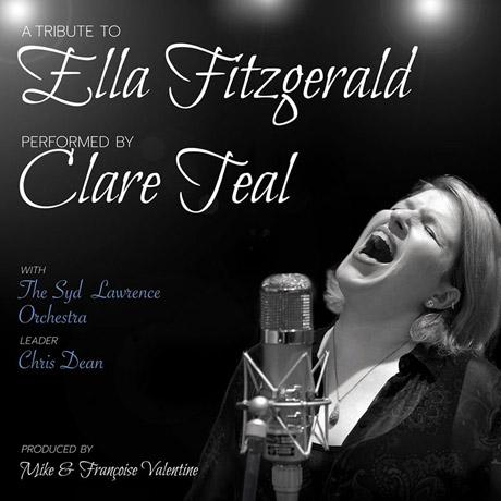 A TRIBUTE TO ELLA FITZGERALD