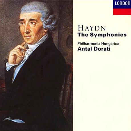 THE SYMPHONIES/ ANTAL DORATI