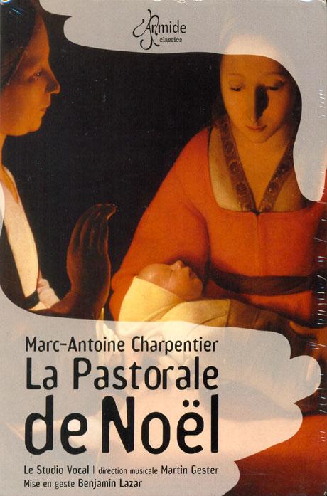 LA PASTORALE DE NOEL/ MARTIN GESTER [샤르팡티에: 크리스마스 파스토랄레-PAL방식]