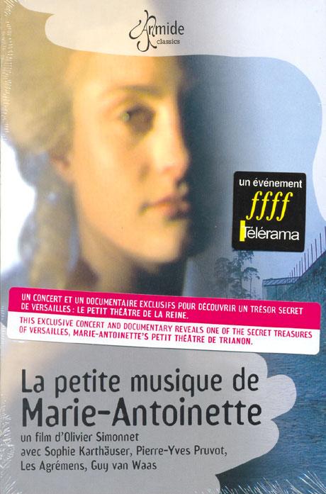 LA PETITE MUSIQUE DE MARIE-ANTOINETTE [마리 앙투아네트를 위한 음악회]