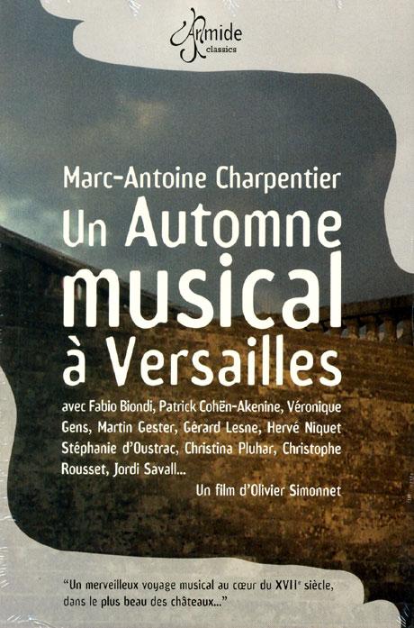 UN AUTOMNE MUSICAL A VERSAILLES [샤르팡티에와 베르사유: 다큐멘터리-PAL방식]