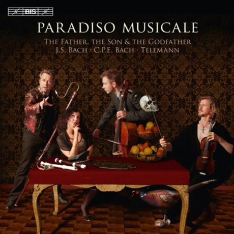 THE FATHER, THE SON AND THE GODFATHER/ PARADISO MUSICALE