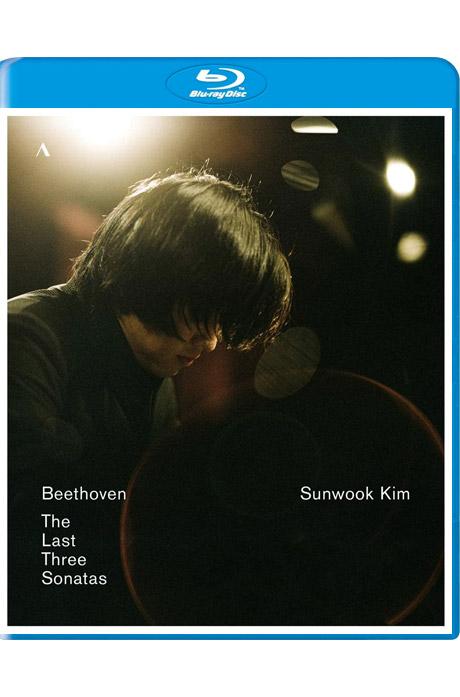 THE LAST THREE SONATAS/ SUNWOOK KIM [베토벤: 마지막 소나타 30, 31, 32번 - 김선욱]