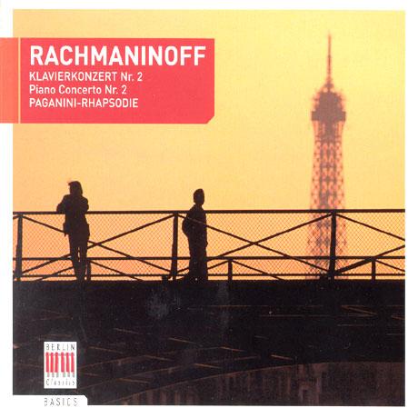 PIANO CONCERTO NO.2/ RHAPSODY ON A THEME BY PAGANINI/ PETER ROSEL/ KURT SANDERLING [BASICS]