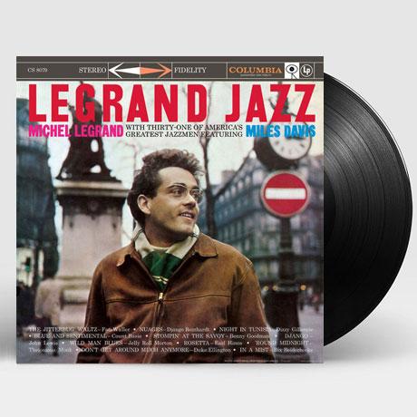 LEGRAND JAZZ: FEATURING MILES DAVIS [180G LP]