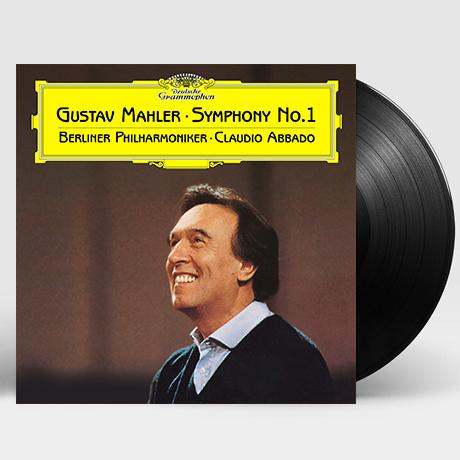 SYMPHONY NO.1/ CLAUDIO ABBADO [말러: 교향곡 1번 - 아바도] [180G LP]