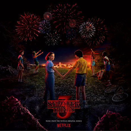 STRANGER THINGS 3: THE NETFLIX ORIGINAL SERIES [기묘한 이야기 시즌 3]