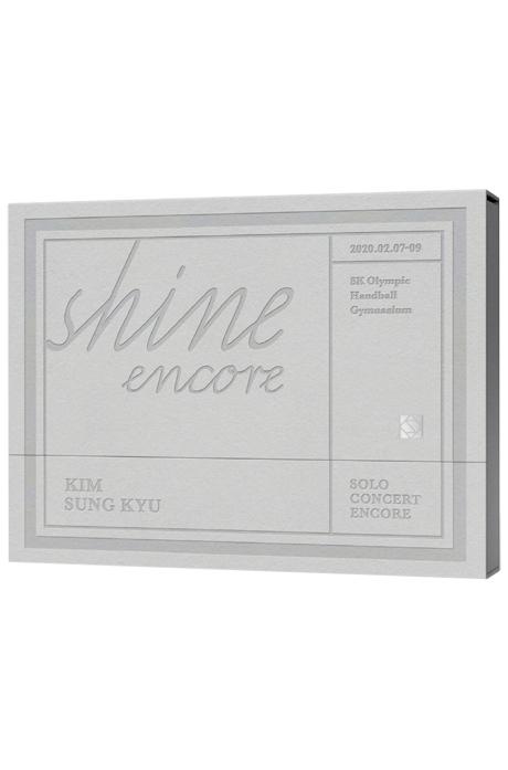 SHINE ENCORE: SOLO CONCERT