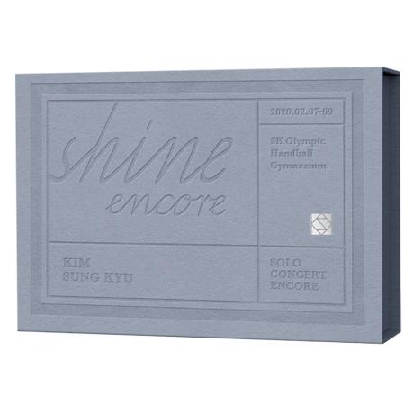 SHINE ENCORE: SOLO CONCERT [키트 비디오]