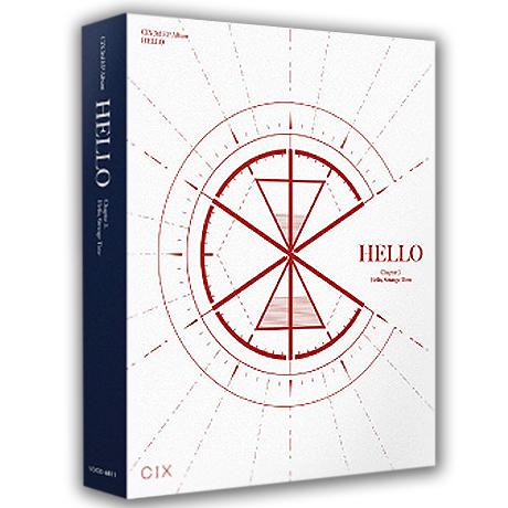 HELLO: CHAPTER 3. HELLO, STRANGE TIME [3RD EP] [STRANGE TIME VER]