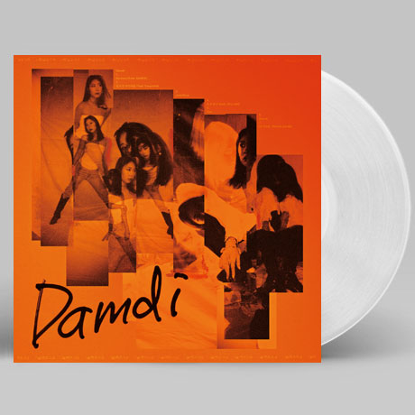 DAMDI+AGFA. [투명 컬러] [LP]