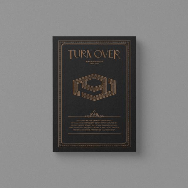 TURN OVER [미니 9집] [스페셜반]