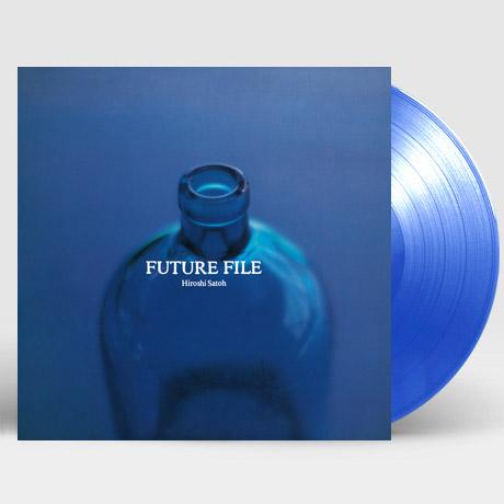 FUTURE FILE [CITY POP ON VINYL 2021] [CLEAR BLUE LP] [한정반]