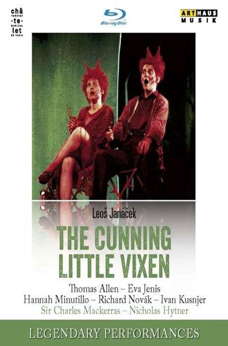THE CUNNING LITTLE VIXEN/ CHARLES MACKERRAS [LEGENDARY PERFORMANCES] [야나체크: 영리한 암여우 - 찰스 맥케라스]