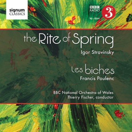THE RITE OF SPRING/ THIERRY FISCHER