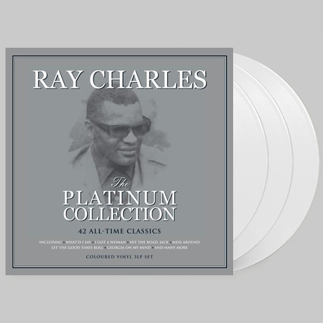 THE PLATINUM COLLECTION [180G WHITE LP]