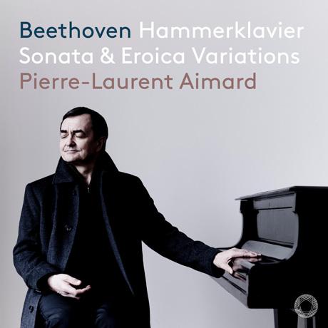 HAMMERKLAVIER SONATA & EROICA VARIATIONS/ PIERRE-LAURENT AIMARD [베토벤: 피아노 소나타 29번 '함머클라비어', 에로이카 변주곡 - 피에르 로랑 아이마르]