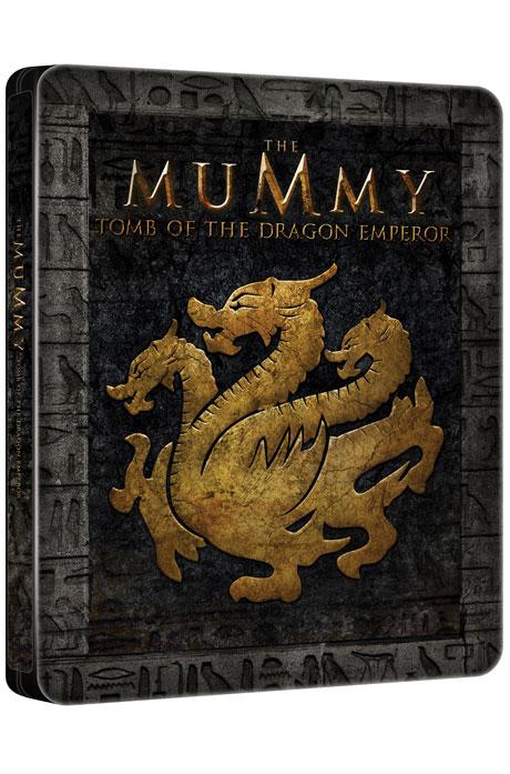 [쿨세일] 미이라 3: 황제의 무덤 [스틸북 한정판] [THE MUMMY: TOMB OF THE DRAGON EMPEROR]