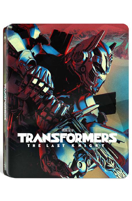 [쿨세일] 트랜스포머 5: 최후의 기사 3D+2D [스틸북 한정판] [TRANSFORMERS: THE LAST KNIGHT]