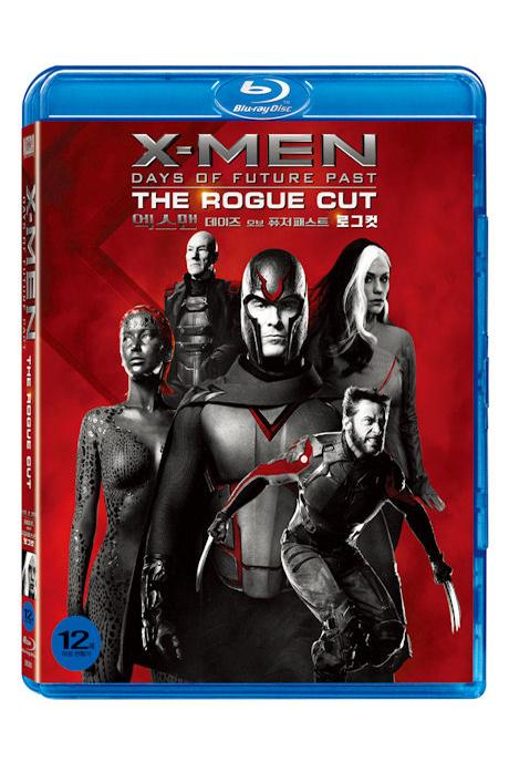 엑스맨: 데이즈 오브 퓨처 패스트 [로그 컷] [X-MEN : DAYS OF FUTURE PAST]