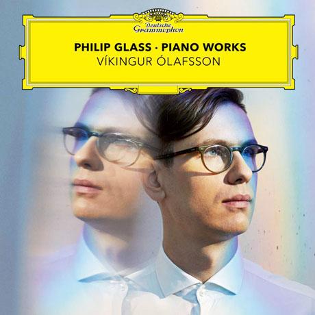 PIANO WORKS/ VIKINGUR OLAFSSON [필립 글래스: 피아노 작품 - 비킹구르 올라프손]