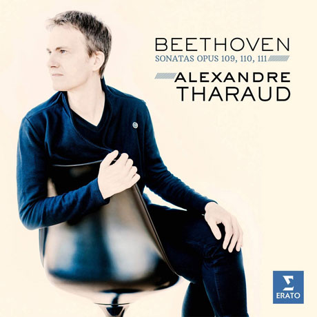 SONATAS OP.109-111/ ALEXANDRE THARAUD [CD+DVD] [베토벤: 피아노 소나타 30-32번 | 알렉상드르 타로] [한정반]