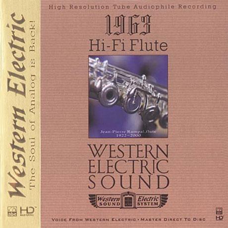 WESTERN ELECTRIC SOUND: 1963 HI-FI FLUTE