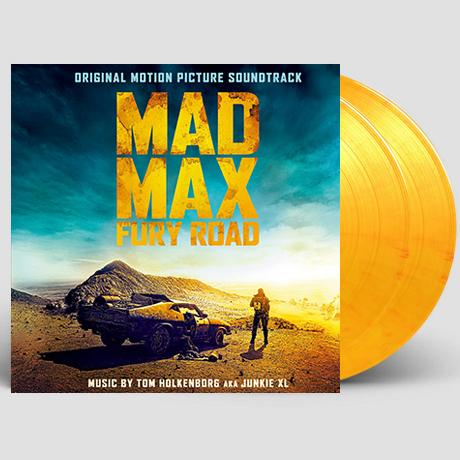 MAD MAX: FURY ROAD [매드 맥스: 분노의 도로] [180G FLAMING LP]