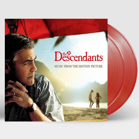 THE DESCENDANTS [디센던트] [180G CLEAR RED LP]