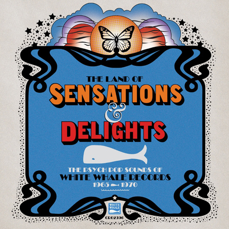 THE LAND OF SENSATIONS & DELIGHTS: THE PSYCH SOUNDS OF WALE RECORDS 1965-1970