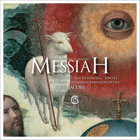 MESSIAH/ RENE JACOBS