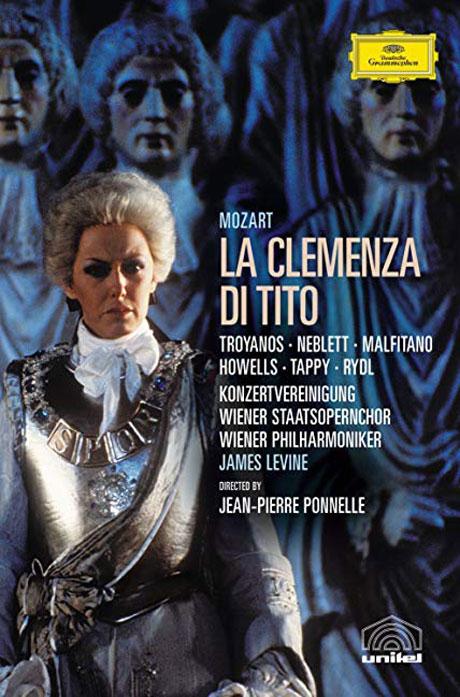 LA CLEMENZA DI TITO/ JAMES LEVINE [모차르트: 티토의 자비 - 레바인]