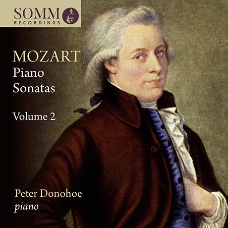 PIANO SONATAS VOL.2/ PETER DONOHOE [모차르트: 피아노 소나타 2집 - 피터 도노호]