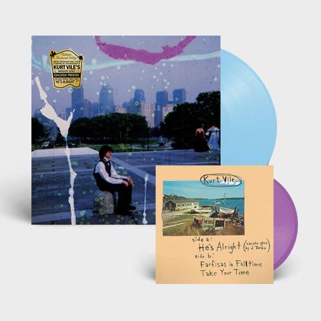 "CHILDISH PRODIGY [10TH ANNIVERSARY] [BLUE+PURPLE 7"" LP] [한정반]"