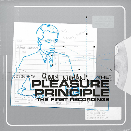 THE PLEASURE PRINCIPLE: THE FIRST RECORDINGS [40TH ANNIVERSARY]