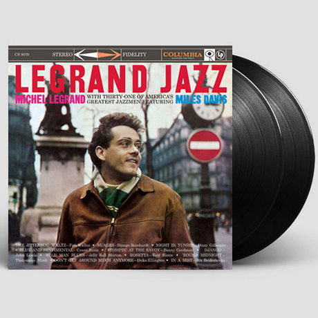 LEGRAND JAZZ: FEATURING MILES DAVIS [180G 45RPM LP]