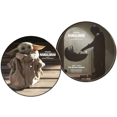 "THE MANDALORIAN [만달로리안] [PICTURE 10"" LP]"