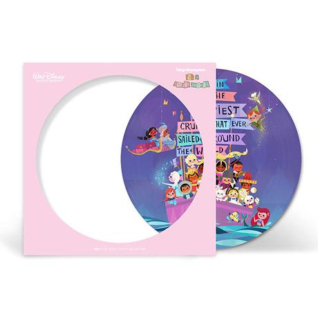 TOKYO DISNEYLAND: IT`S A SMALL WORLD [일본 레코드 데이 한정반] [PICTURE DISC LP]