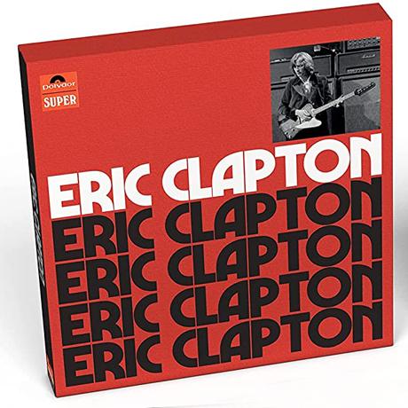 ERIC CLAPTON [ANNIVERSARY DELUXE]
