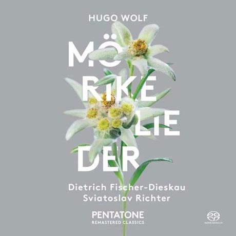 MORIKE LIEDER/ DIETRICH FISCHER-DIESKAU, SVIATOSLAV RICHTER [SACD HYBRID] [볼프: 뫼리케 가곡집 발췌판]