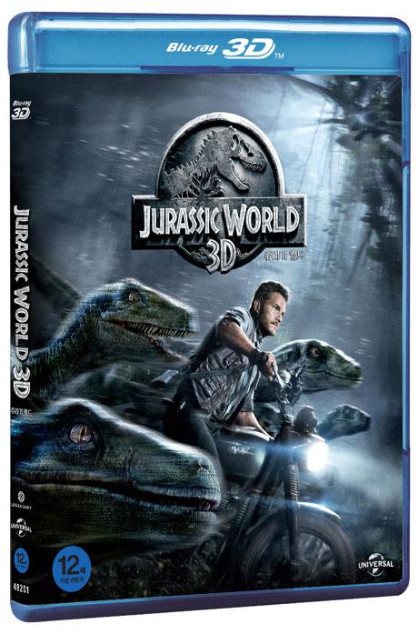 쥬라기 월드 3D+2D [JURASSIC WORLD] [17년 10월 워너/유니버설/파라마운트 빅 타이틀 가격인하 프로모션]