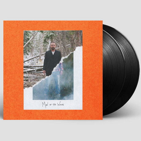 MAN OF THE WOODS [LP]