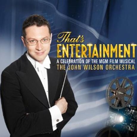THAT`S ENTERTAINMENT [CD+DVD] [존 윌슨 오케스트라: 뮤지컬 영화음악]