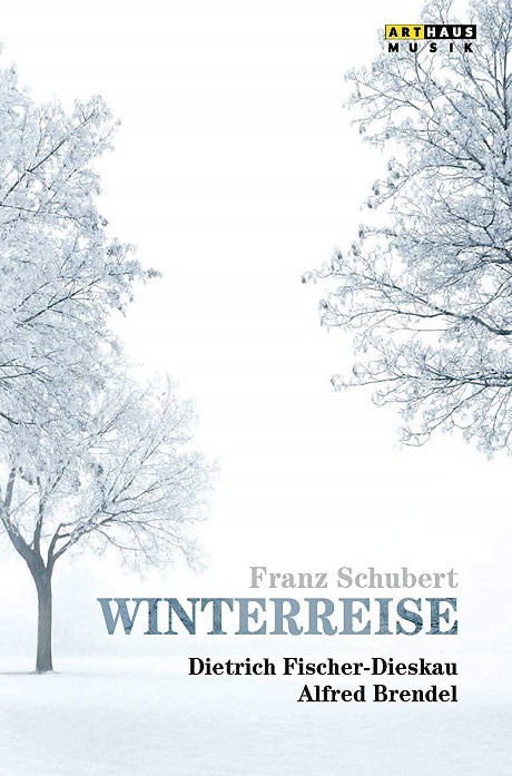 WINTERREISE/ DIETRICH FISCHER-DIESKAU, ALFRED BRENDEL [슈베르트: 겨울 나그네 | 피셔-디스카우, 브렌델]
