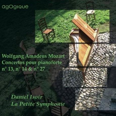 CONCERTOS POUR PIANOFORTE/ DANIEL ISOIR, LA PETITE SYMPHONIE