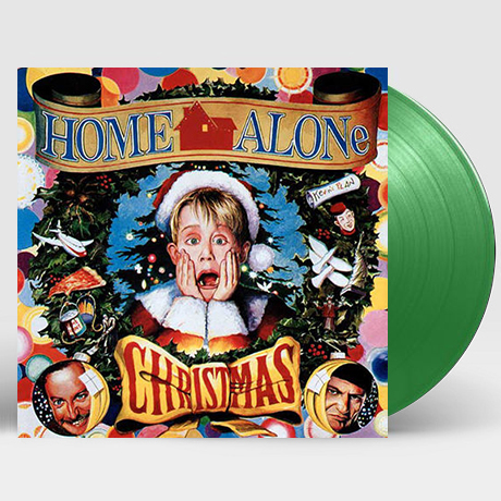 HOME ALONE: CHRISTMAS [HOLLY GREEN LP] [나홀로 집에: 크리스마스] [한정반]