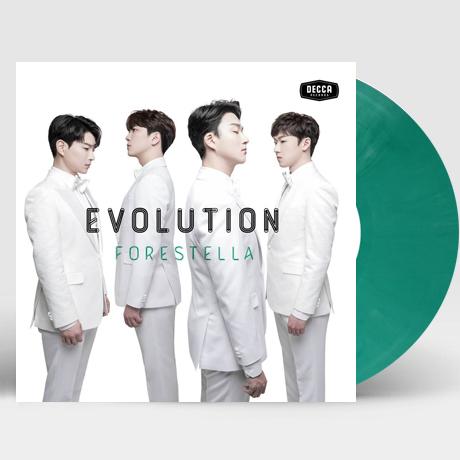 EVOLUTION [민트 마블 컬러] [180G LP]