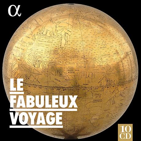 LE FABULEUX VOYAGE [세계의 음악 여행 박스 세트]